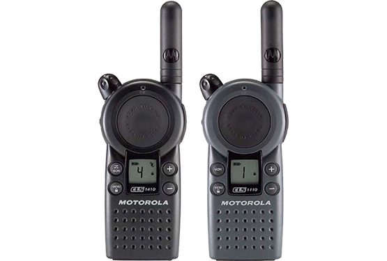 CLS 1110/CLS 1410 Series Two-Way Radios