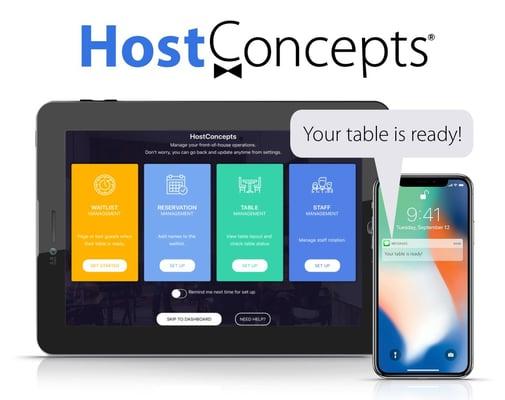 Host Concepts