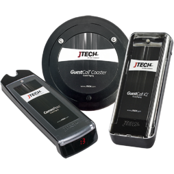 JTECH Hospitality Pagers