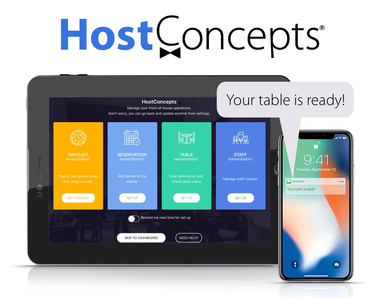 HostConcepts