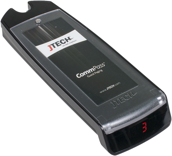 GuestCall® CommPass Pager
