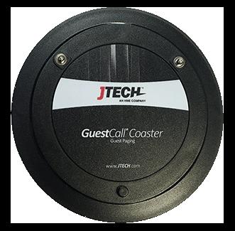 GuestCall Digital Coaster™