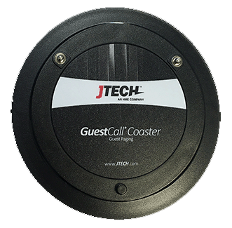 Coaster pager for truckers