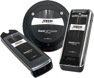 GuestCall Pagers - Restaurant Paging Systems