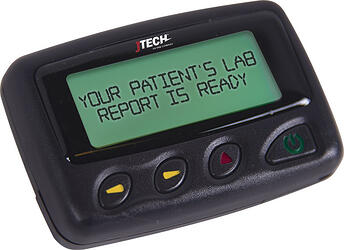 Staff and Patient Healthcare Pagers