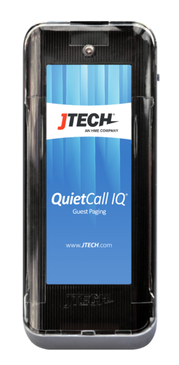 QuietCall IQ_Pager_frnt_18_hires