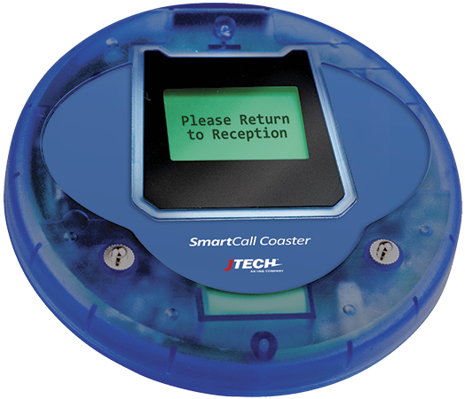 GuestCall pagers for Trucking
