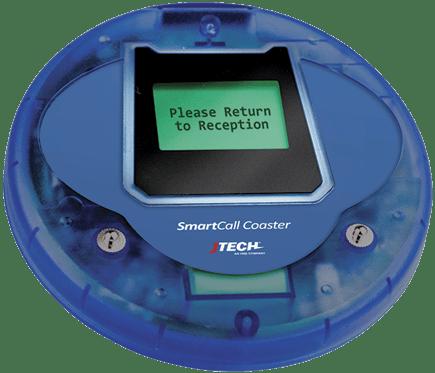 SmartCall Coaster
