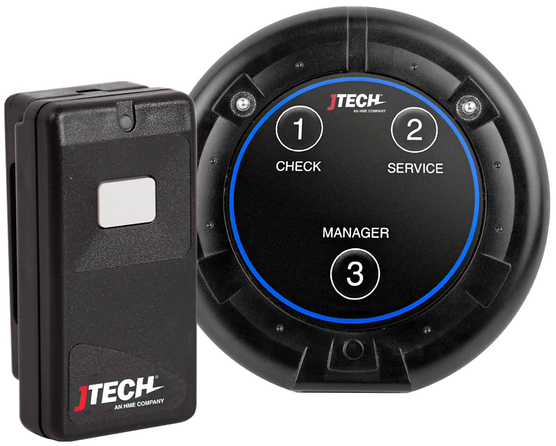 Push Button Transmitters