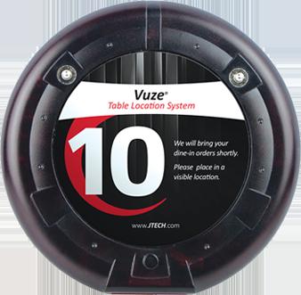 Vuze Table Location