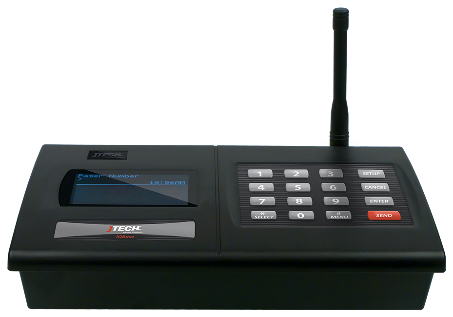 Server Pager - IQ Base Transmitter
