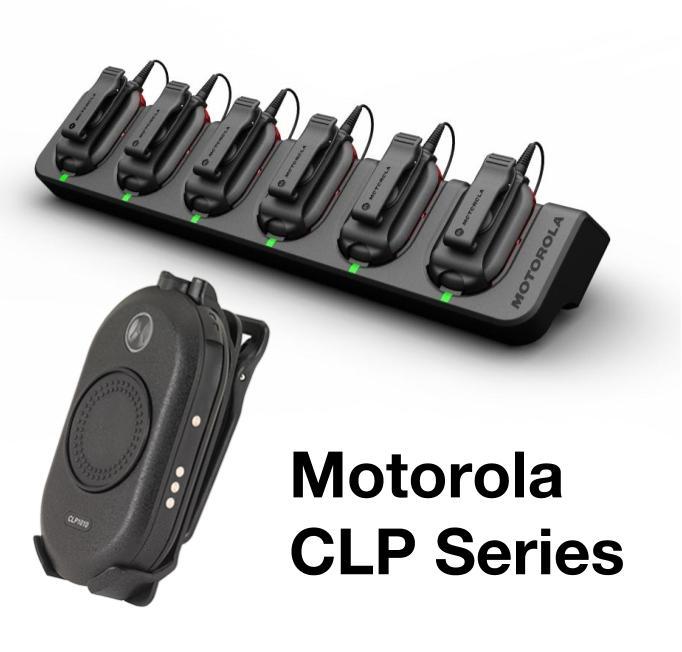 Motorola CLP Series