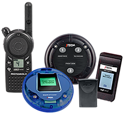 Staff Communications Motorola Radios & Pagers