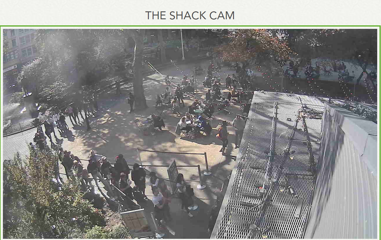 The Shack Cam